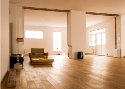 puristisches Loft in Mitte