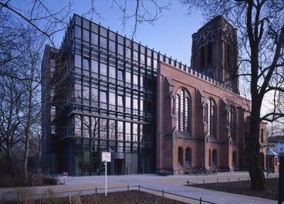 historische Event-Kirche