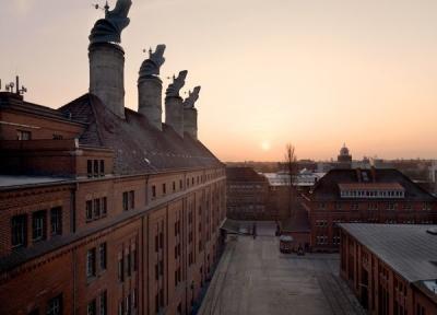 Industriedenkmal in Berlin