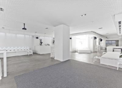 White Lounge in Mitte