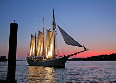 Segelschiff M.F.