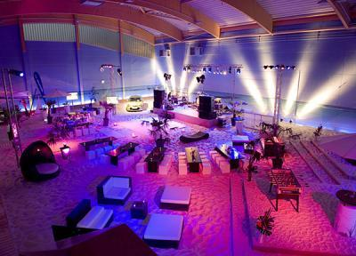 Indoor Beachclub
