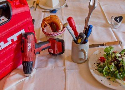Knoff Hoff Dinner