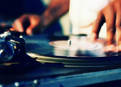 Professional DJ's
