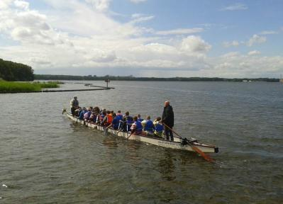 Dragon Boat Event