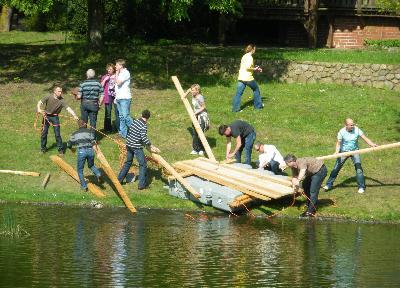 Floßbau-Set