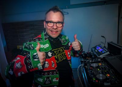 DJ Jörg Boie
